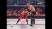Badd Blood 04 Chris Benoit vs Kane (world Heavyweight Champion)