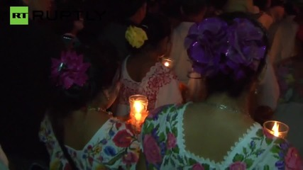 No Halloween Tradition is Spookier Than Mexico's Soul March