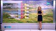 Прогноза за времето (12.08.2015 - централна)