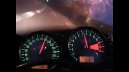 Това е да издивееш на магистрала с 300 km/h