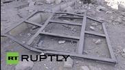 Yemen: Sanaa's YFA relief centre devastated by Saudi-led airstrikes