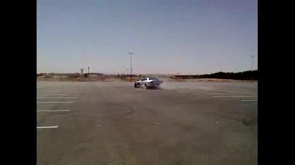 Mercedes - Benz Slr Mclaren - Burn Out