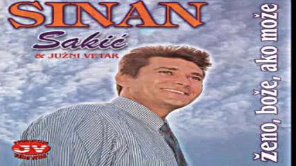 Sinan Sakic i Juzni Vetar - U meni potrazi spas Audio 1994