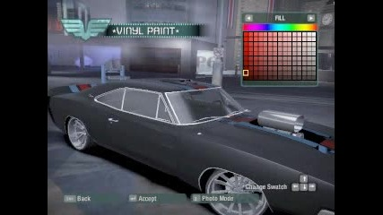 Tuning Dodge - - Nfs Carbon