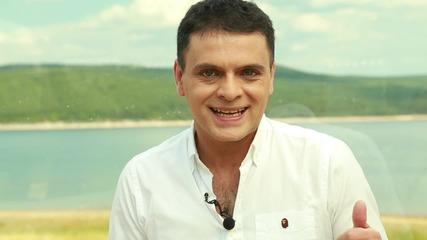 X Factor зад кулисите: Само за Vbox7, цигуларят и съдия в първия X Factor - Васко Василев