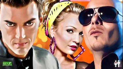 Gabry Ponte ft. Pitbull & Sophia del Carmen - Beat on my drum ( Official Single )