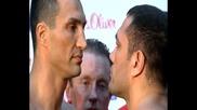 Българските фенове надвикаха агитката на Кличко