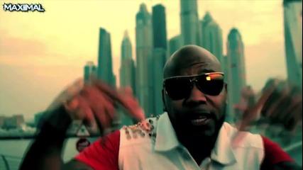 New ! Flo Rida - Whistle ( Фен Видео )