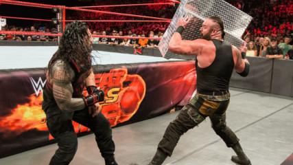 Roman Reigns vs. Braun Strowman – Ambulance Match: Great Balls of Fire 2017 (Full Match)