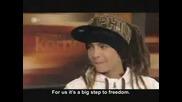 Tokio Hotel JB Kerner 21.11.07 Part 2 English Subtitles