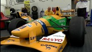 1992 Benetton B192 Cosworth V8 - Zandvoort Historic Gp 2015