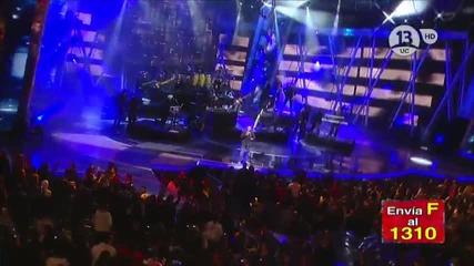 концерт на Don Omar - Vina del mar 2010* / 4