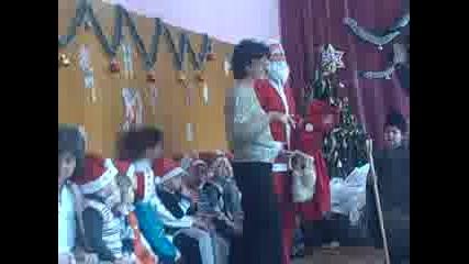 Дядо Коледа в Бяла Слатина