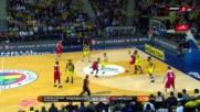 Драматичен успех за Фенербахче срещу Олимпиакос