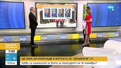 """Какви са нагласите на българите за предстоящите избори според """"Галъп"""""""