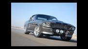 За всички фенове на Mustang