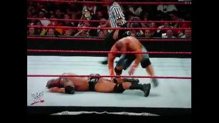 John Cena Vs Batista ( I Quit Match ) Highlights