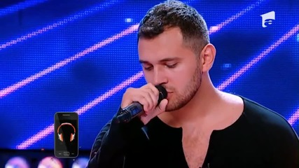 Andrei Raetchi - James Arthur - Impossible - X Factor Romania, sezonul trei