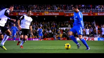 Cristiano Ronaldo - On Top of the World
