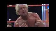 Wrestlemania 24 Shawn Michaels Vs. Ric Flair {Part 3}