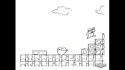 Pac - Man vs Super Mario (xpyc Team)