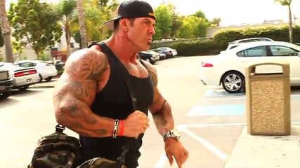 Supermutant Rich Piana - Leave Humanity Behind (episode 1)