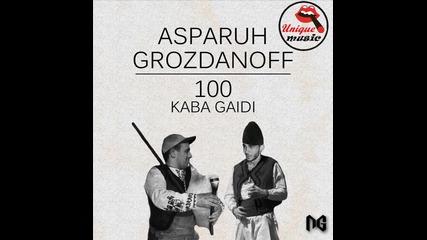 Bg Techno с гайда! Asparuh & Grozdanoff - 100 Kaba Gaidi [ Reconstruct ]