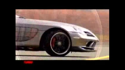 Bmw M6 Vs Maybach 62 S Vs Mc Laren S L R