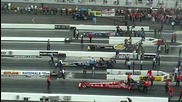 4 wide Top Fuel Drag Race Z Max Dragway. Great veiw must see!!! 30.000+ H.p.!!!