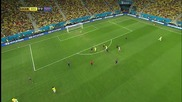 Световно Първенство 2014: Бразилия - Холандия 0:3