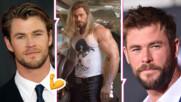 Това Крис Хемсуърт ли е?! Актьорът качи снимка от нов филм, а физиката му ни остави без думи