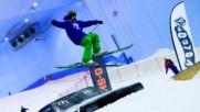 Къде да караме ски през лятото- в Дубай, разбира се!