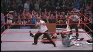 Brother Devon & Tommy Dreamer - 3d throught a Table
