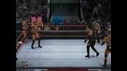6 man tag team match 2010 style