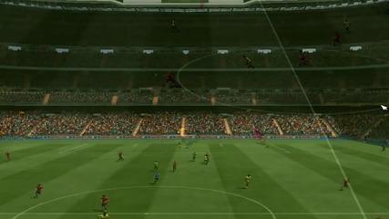гол на Torres Fifa 13