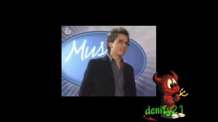 Music Idol - Plamen Patov - kasting Hq