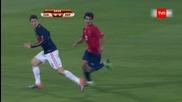 Имаше ли фал срещу Фернандо Торес срещу Чили - World Cup 2010
