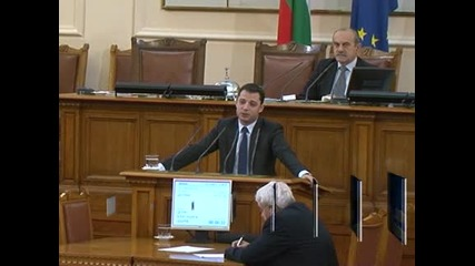 Делян Добрев за строителството на централа на българо-турската граница