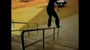 Invisible Boards - Skateboarding