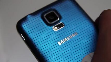 [бг] Samsung Galaxy S5 - Премиера [full Hd]