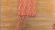 Ето 2 начина за опаковане на подарък-първият е бърз, но вторият е произведение на изкуството