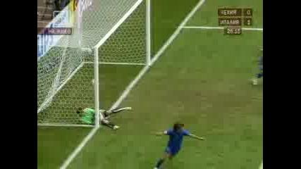 Италия - Чехия 1:0