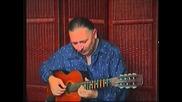 Genuine Russian 7-string Guitar - Oginski Polonaise - Полоне