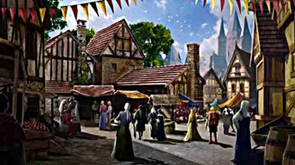 Celtic Medieval Music Medieval Market Beautiful Folk Instrumental