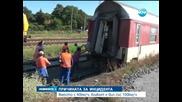 Възстановяването на жп линията към Варна ще отнеме месец (ОБЗОР) - Новините на Нова