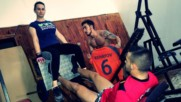 Слаба мускулна група | тренировка за крака | Акцент задна част