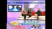 Десислава и Джемиле на Гости На Кафе по Тв 10.12.09