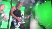 Metallica ⚡⚡ Master of Puppets // Metontour Guatemala City Guatemala - 2016