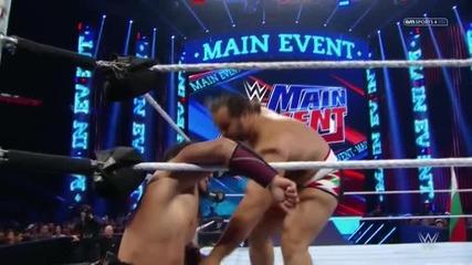 Rusev vs. Nevile - Wwe Main Event 30.10.2015