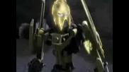 Cryoshell - Bye Bye Babylon Bionicle Version